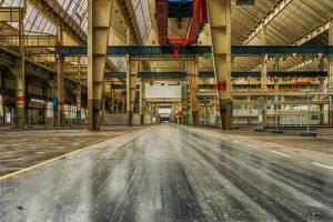 industrial factories