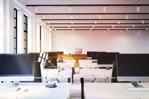 office spaces and shophouses