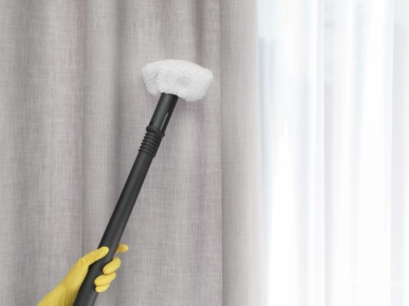 curtain cleaning singapore steam cleaning