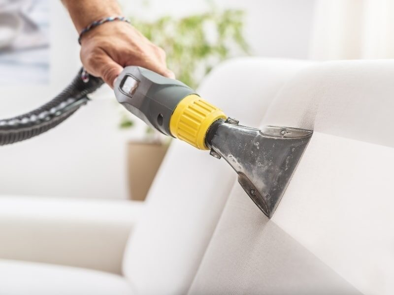 sofa cleaning removing stains in singapore