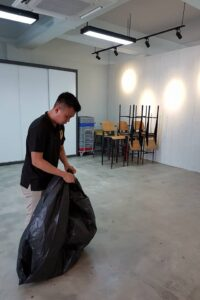 Commercial & Office Cleaning